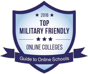 2016 Top Military Friendly Online Colleges