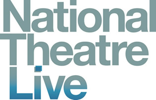 Blue letters, National Theatre Live
