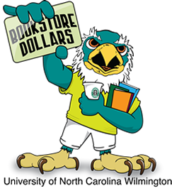 Bookstore Dollar Sammy Logo