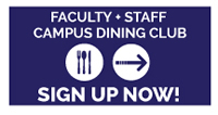 Faculty Staff Campus Dining Club Sign-Up Link