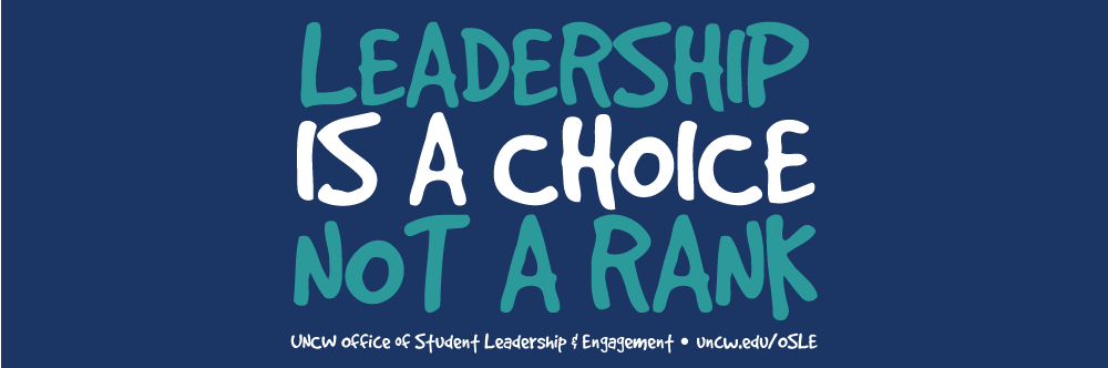 Office Of Student Leadership And Engagement Uncw