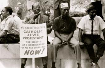 /Volumes/Andrew/Duke/Coursework/2013-2014/Spring 2014/Religion in American Life/PPT Images/Civil Rights/Protestant, Catholic, Jew - Selma 1965.jpg