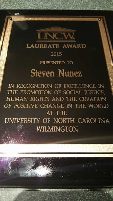 nunez awards