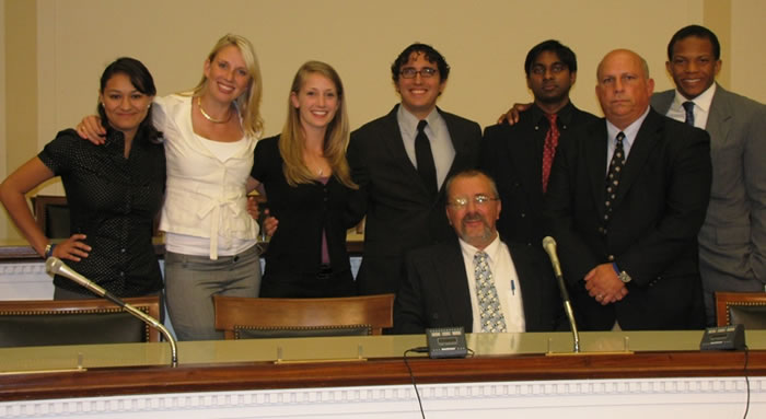 Psychology Professor & Students Assist in Congressional Briefing