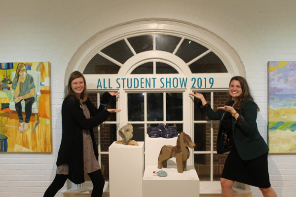Boseman Reception for All Student Show 2015