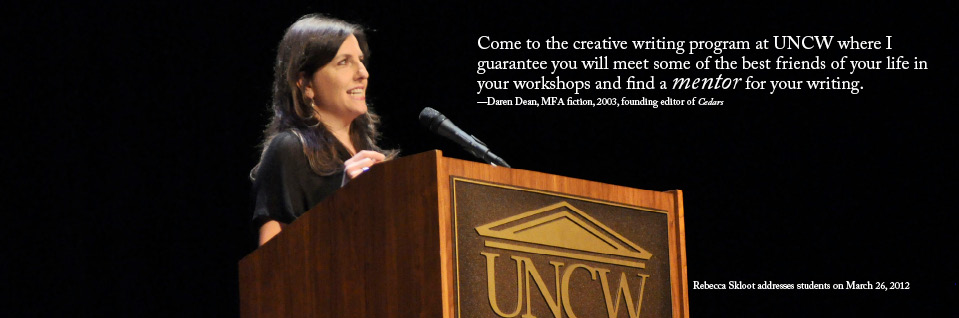 uncw bfa creative writing